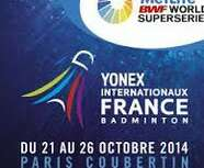 Yonex internationaux de France Badminton