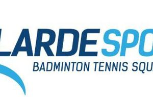 Le   AIR BADMINTON   arrive sur LARDE SPORTS