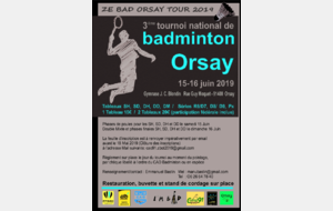 ZE BAD ORSAY TOUR