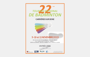 22ème Tournoi National - CARRIERES s/ SEINE